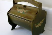 Sewing Box Project / by Ren Fridenberg