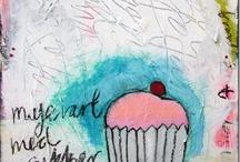MY ART! / by Kari Anne Marstein
