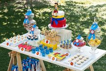 2nd Birthday Ideas  / by Brooke Bailey