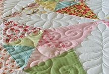 Quilting / by Annette Rushing