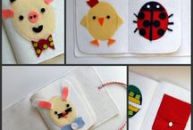 Fun things to make and do with a toddler / by Kayla Kohl