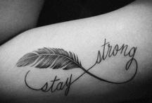 tattoos / by Lola Swint