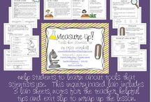science tools lab / by Danielle Burnside