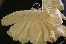 Knit 'n Crochet - Babies & Kids / by Kathie Pawlowskis