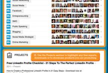LinkedIn Secrets / How to be successful on LinkedIn / by Adriana Petroiu Spencer