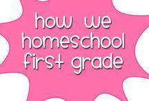 Homeschool / by Emily Elison
