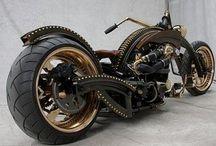 Bikes & Choppers. / by Jake Lyman