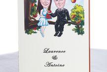 Joyeuxmariage faire part mariage humoristique / Joyeuxmariage faire part mariage humoristique - http://www.joyeuxmariage.fr/boutique/faire-part-mariage-humoristique-2 / by Joyeuxmariage.fr