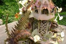 Fairie(s)/ Homes / by Priscilla Aguilar