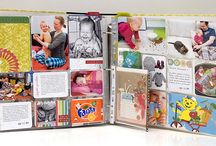 Scrapbooking Inspiration / by Paula Stanley