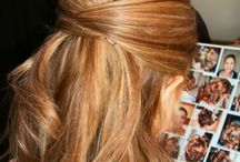 hair / by Charlotte Peterson