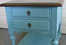 Painted Furniture / by Southern Hospitality Rhoda
