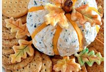 Appetizers and Snacks / by Katie Bates
