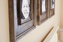 Staircase walls / by Suzie @ The Accent Piece