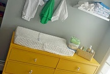 Baby room / by Lindsey Hafs