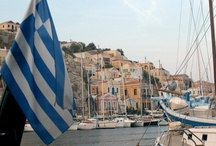 GREECE!! / by Jessica Frabasile