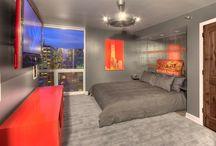 Boys bedroom / by Tiffany Knight