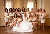 Bridesmaid dresses / by Yanet