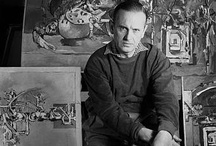 Graham Sutherland ~ My Grandfather's Cousin / by Linda LaCrosse
