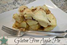 Gluten free / by Lauren Joslyn
