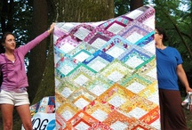 Quilting / by Kelley Gorbe