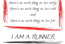 Running is life / by Madelyn Vorgitch