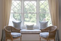 Window Seats & Nooks / by Hamptons Style