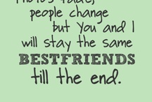 friends are my life / by Laura Winfree