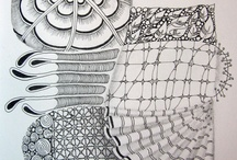 Zentangle Inspired Art / by Rose-Marie Christie