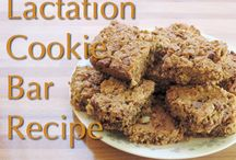 Lactation Cookies Recipe's / by SewFatty