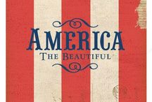 America the Beautiful / by marie fricchione