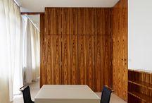 walls, ceilings, floors / by Stephanie Andrews