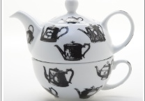 """Tea Shop / """"Tea pot is on, the cups are waiting, Favorite chairs anticipating, No matter what I have to do, My friend there's always time for you"""" / by Gloria Dominick"""