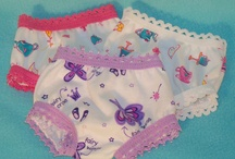 """18"""" Doll UnderGarments / by Audrey Overbaugh"""