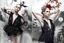 Alternative bridal headwear / by Alice In Weddingland