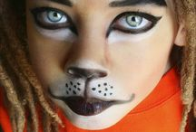face painting / by Tabitha McClung