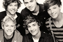One Direction / by Taylor Carlson