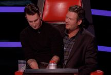 Season 6: #Shevine Moments / Sharing the bromance you can't get enough of you. / by The Voice