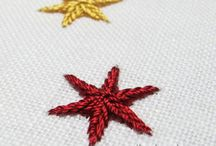 Needle work and sewing / by Judy M