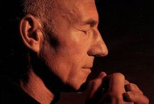 PICARD / by Laughing Vulcan