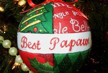 Christmas Decorations / Christmas Decorations and Gift Ideas / by Feisty Farmers Wife
