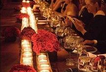 Wedding Head Table / by A Modern Proposal - Edmonton Wedding Planner