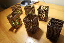 Laser Cut Ideas / by Stuart Woolger