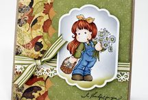 Card making / by Daniela Putzolu