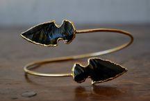Arm cuffs / by Kandis Callaghan