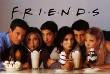 F.R.I.E.N.D.S. / Best TV show ever! / by Carolina Muñoz