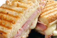 RECIPES SANDWICHES AND PIES / SANDUÍCHES E TORTAS / by Belzinha Gomes