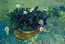 Vincent Van Gogh / by Hortensia Sanchez