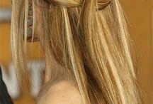 Hair ideas / by Kallysta Morgan