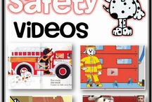 fire safety / by Emily Asleson